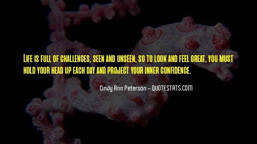 Cindy Ann Peterson Quotes #485537
