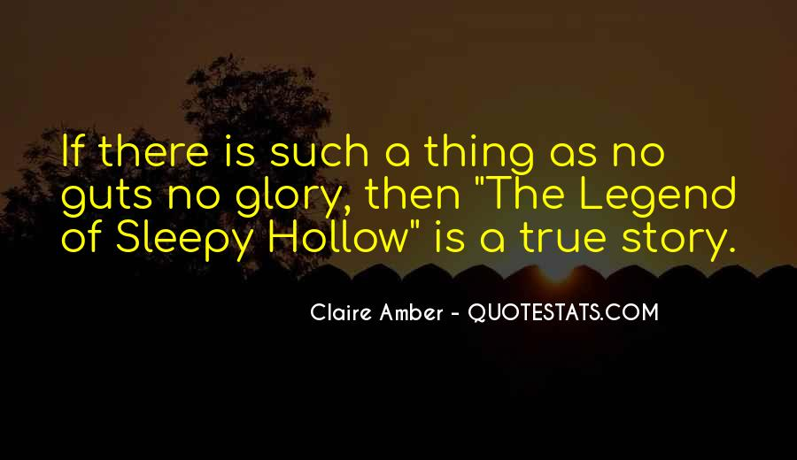 Claire Amber Quotes #1466646