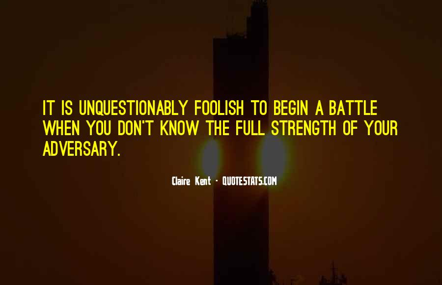 Claire Kent Quotes #1639830