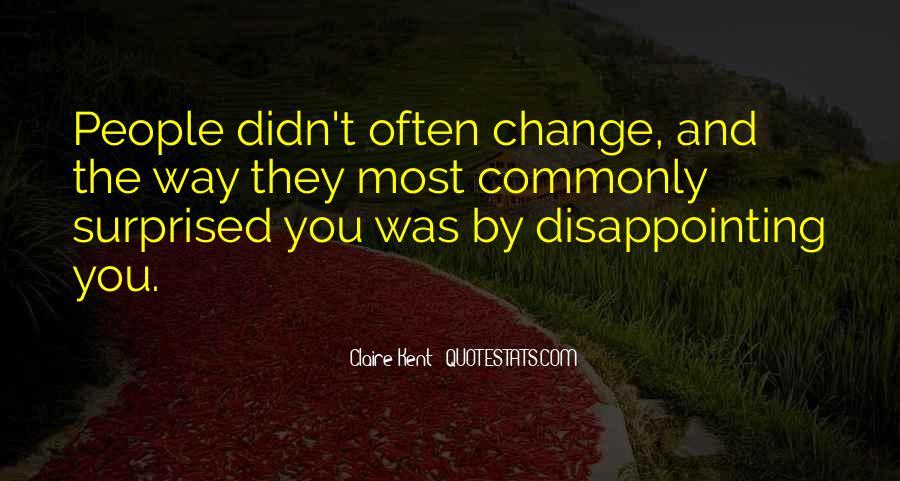 Claire Kent Quotes #1776176