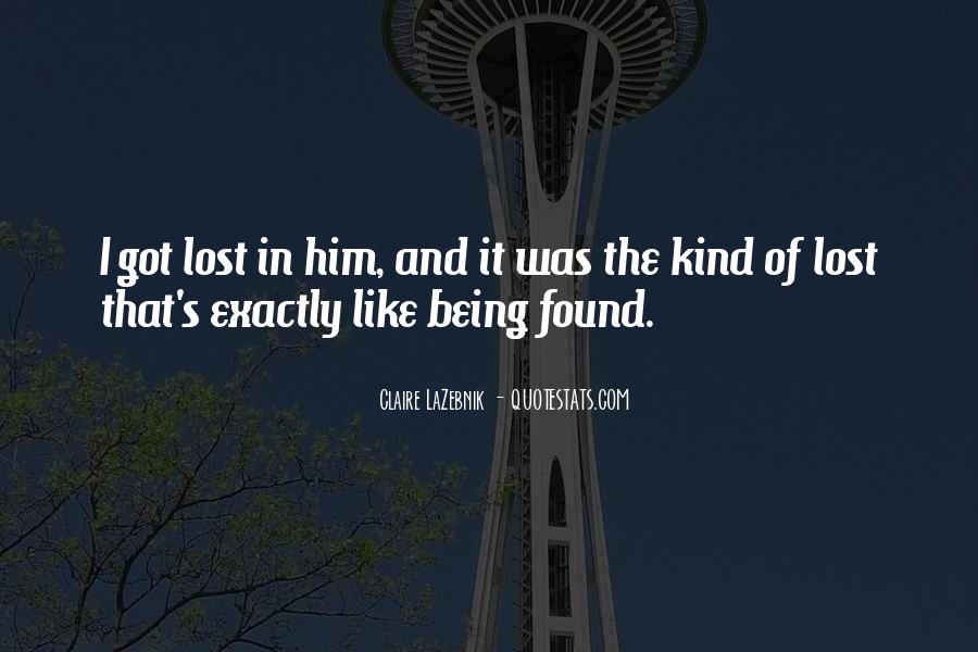 Claire LaZebnik Quotes #1114993