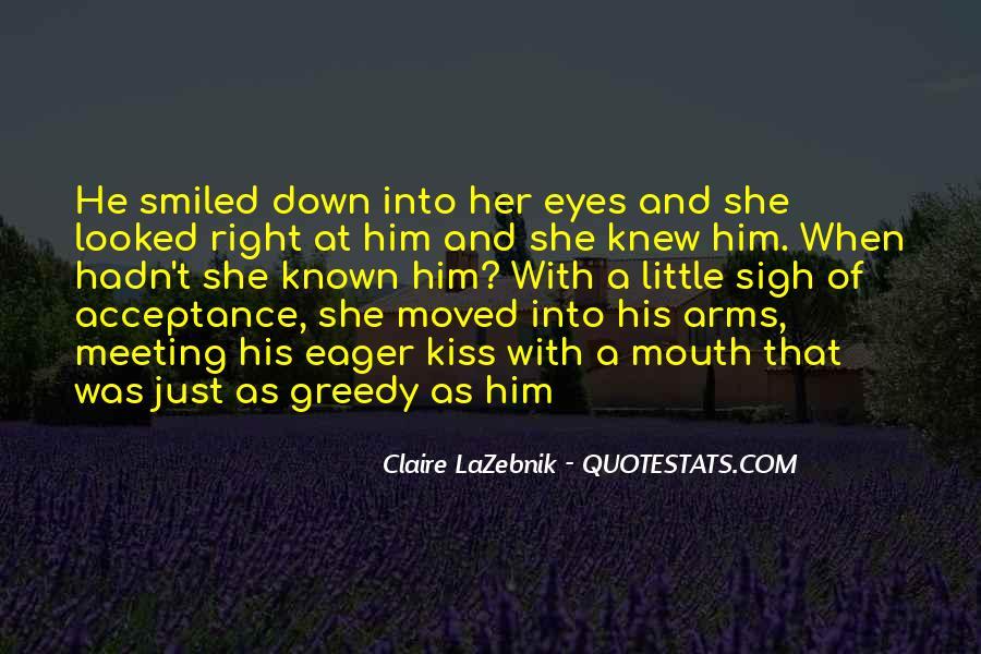 Claire LaZebnik Quotes #1571304
