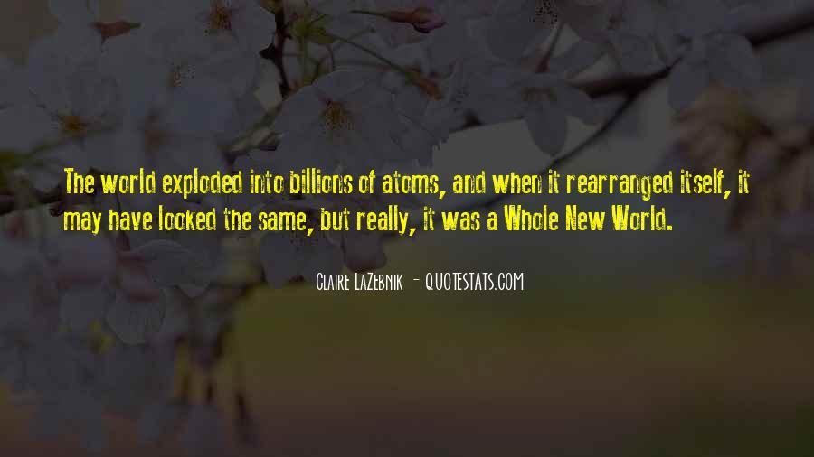 Claire LaZebnik Quotes #513774