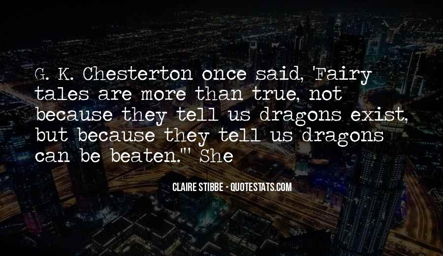Claire Stibbe Quotes #91698