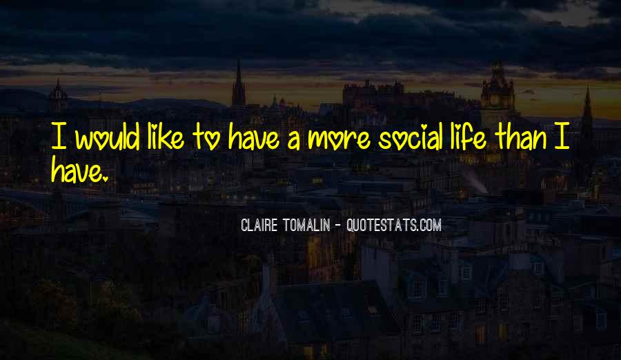 Claire Tomalin Quotes #103065