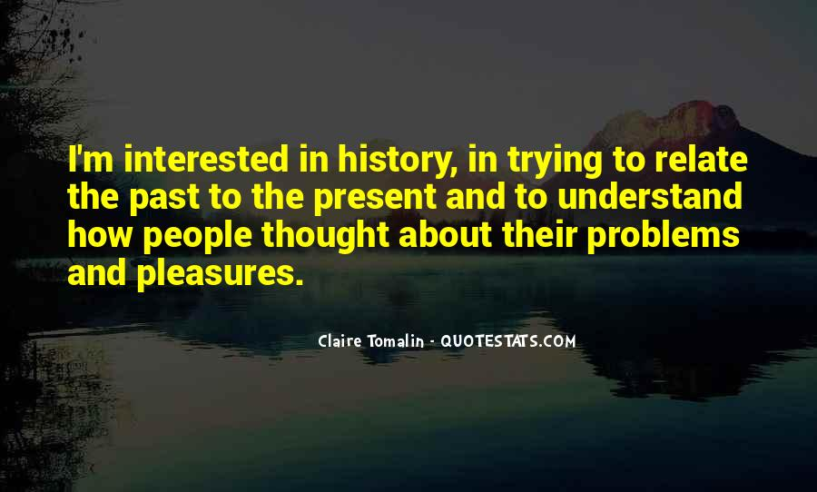 Claire Tomalin Quotes #1062137