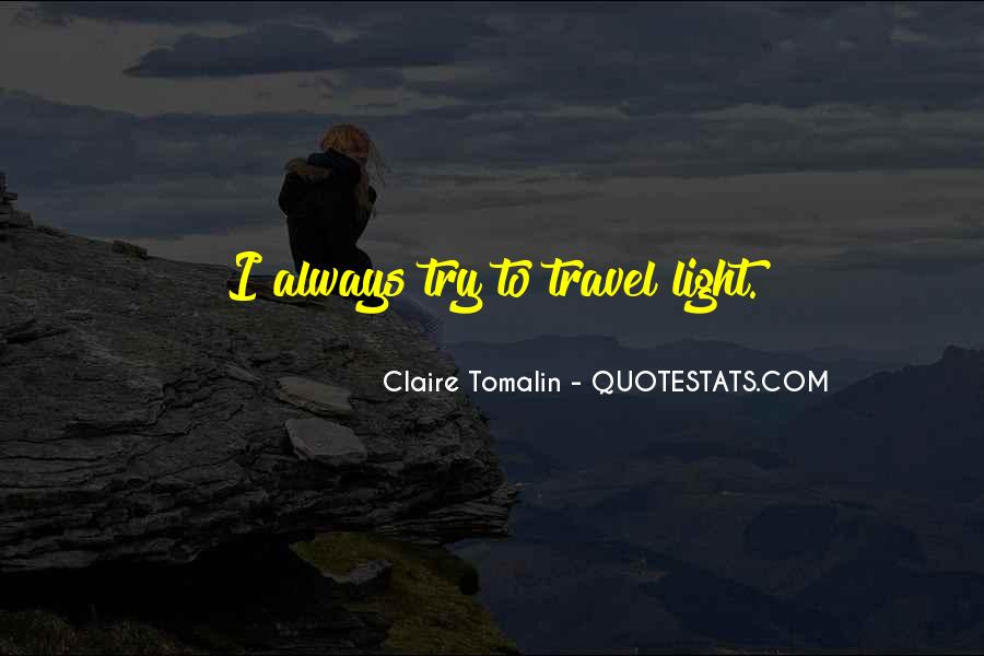 Claire Tomalin Quotes #1079961