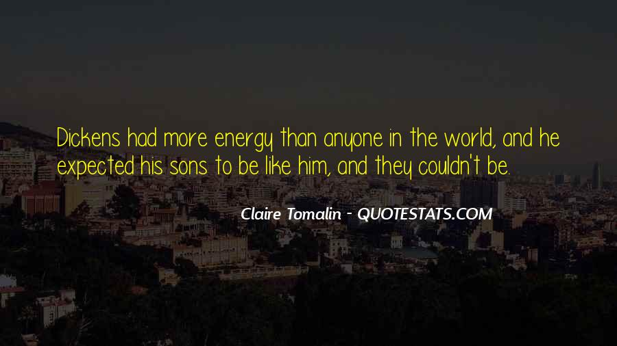 Claire Tomalin Quotes #1254137