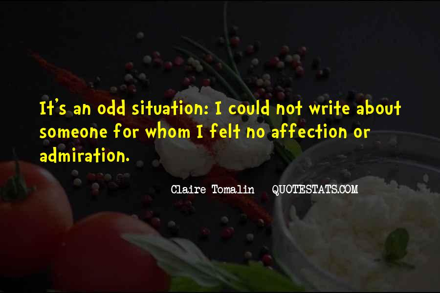 Claire Tomalin Quotes #295313