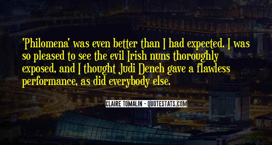 Claire Tomalin Quotes #392685