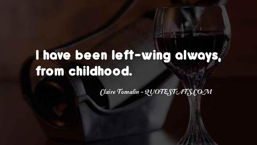 Claire Tomalin Quotes #556702