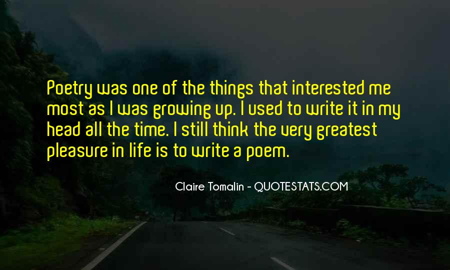 Claire Tomalin Quotes #934405