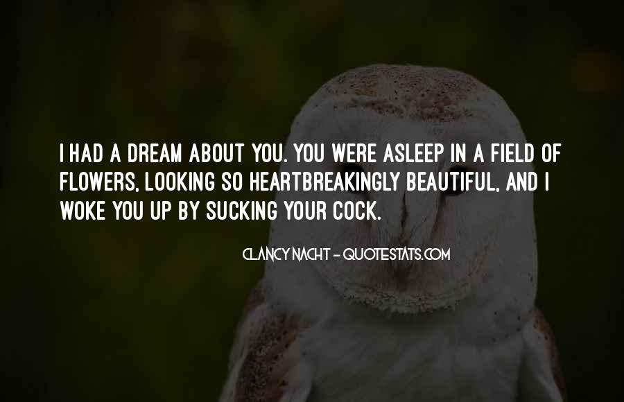 Clancy Nacht Quotes #1501511