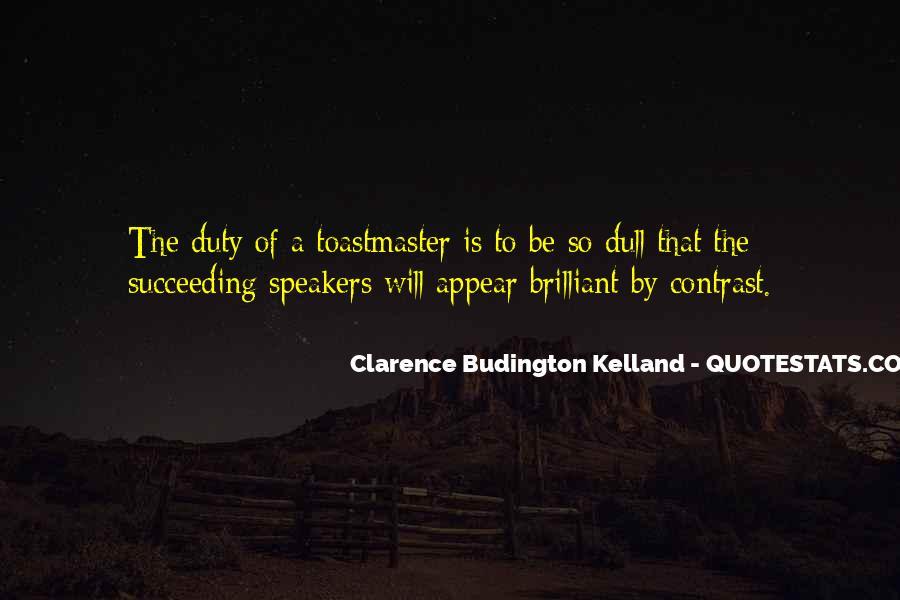Clarence Budington Kelland Quotes #817516
