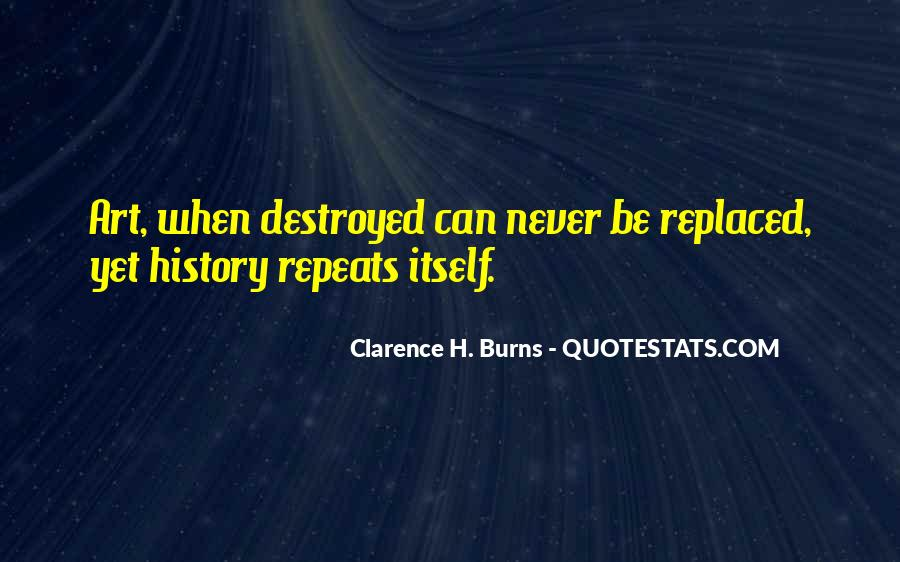 Clarence H. Burns Quotes #1193612