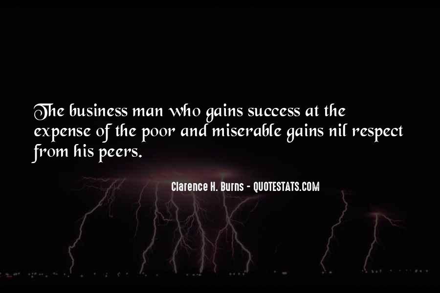 Clarence H. Burns Quotes #13629