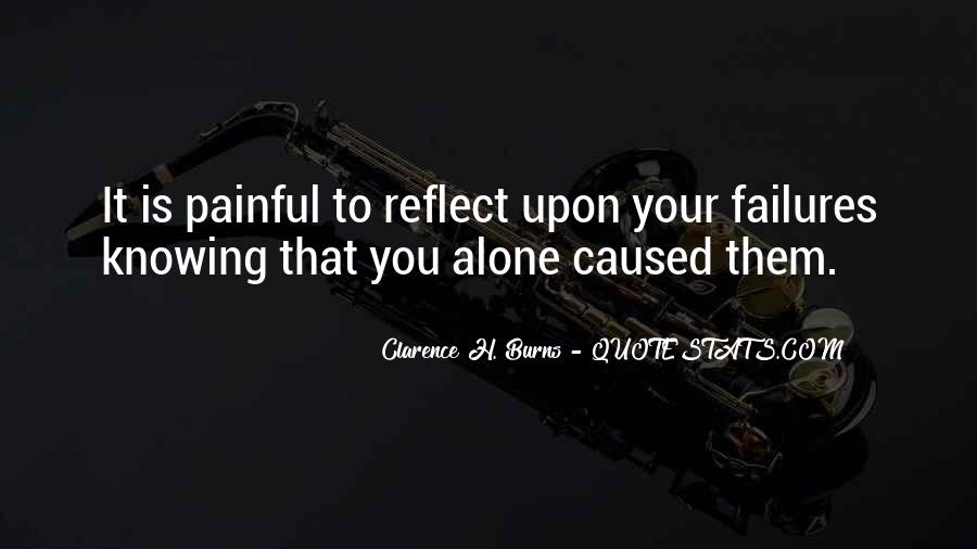 Clarence H. Burns Quotes #1450877