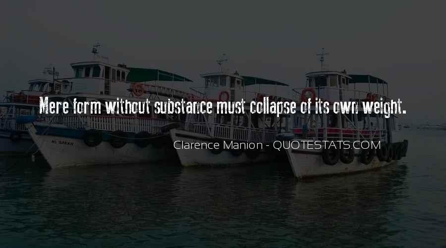 Clarence Manion Quotes #557844
