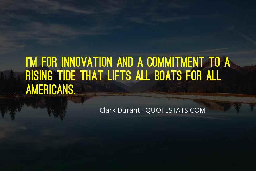 Clark Durant Quotes #1423730
