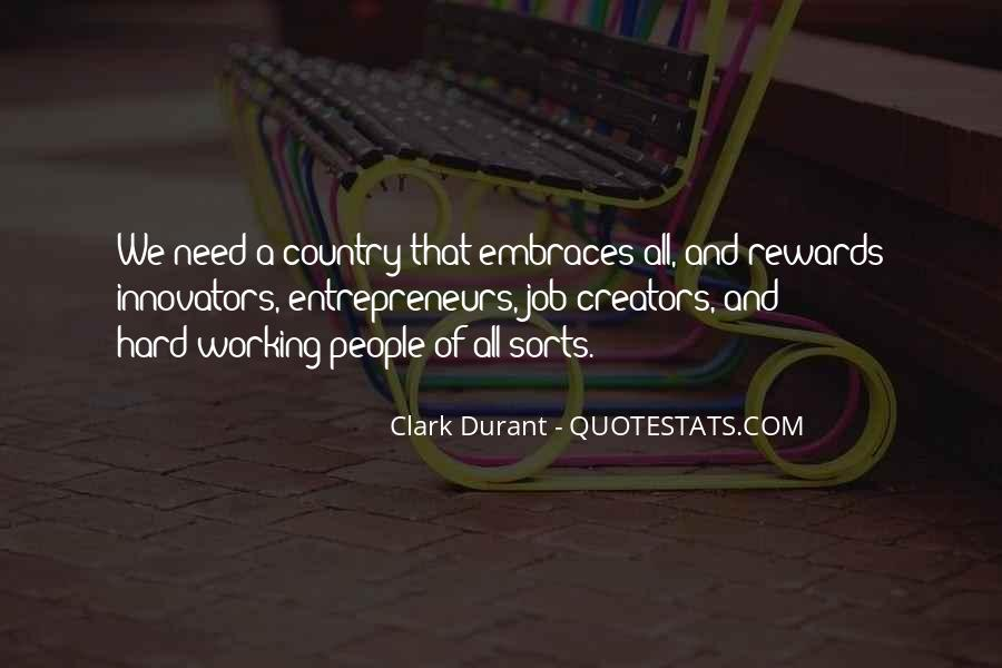 Clark Durant Quotes #1700385