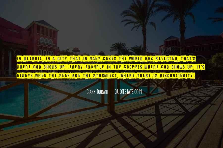 Clark Durant Quotes #499986