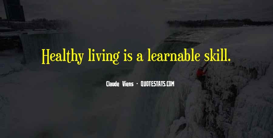 Claude Viens Quotes #131270