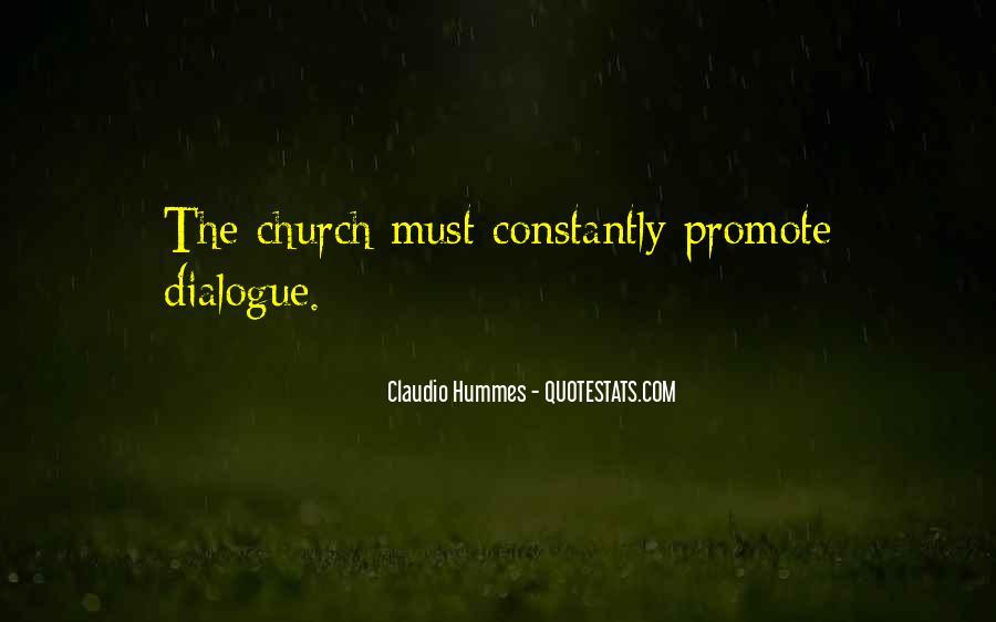 Claudio Hummes Quotes #1034557