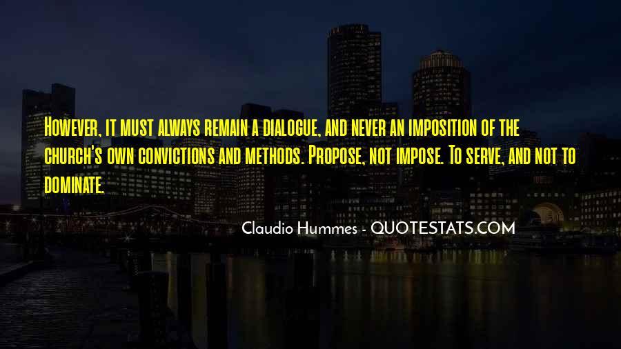 Claudio Hummes Quotes #1243245