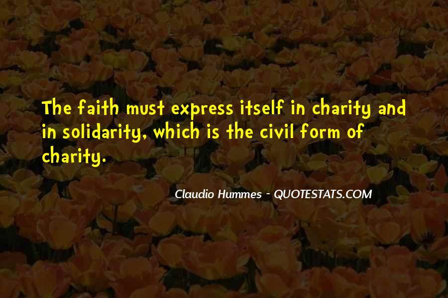 Claudio Hummes Quotes #679731