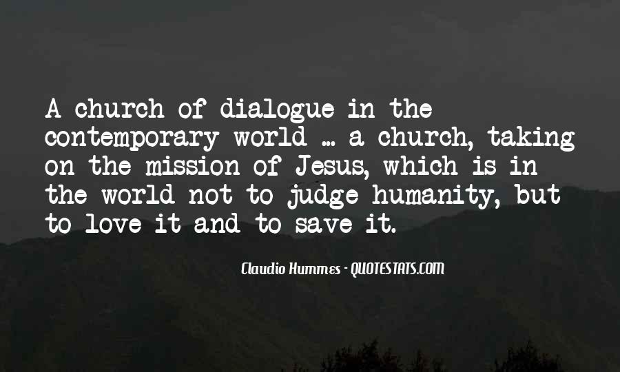 Claudio Hummes Quotes #924306