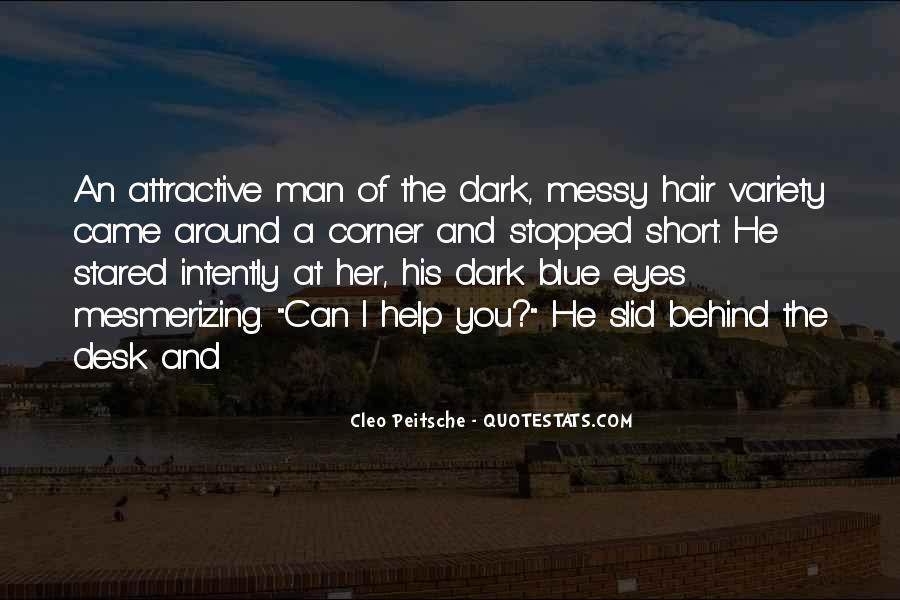 Cleo Peitsche Quotes #1696451
