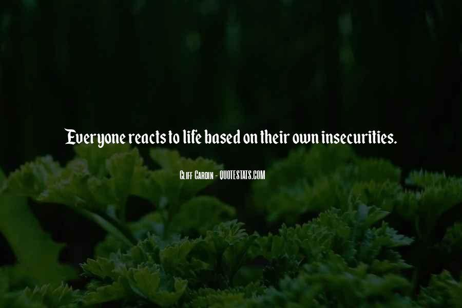 Cliff Cardin Quotes #1166397