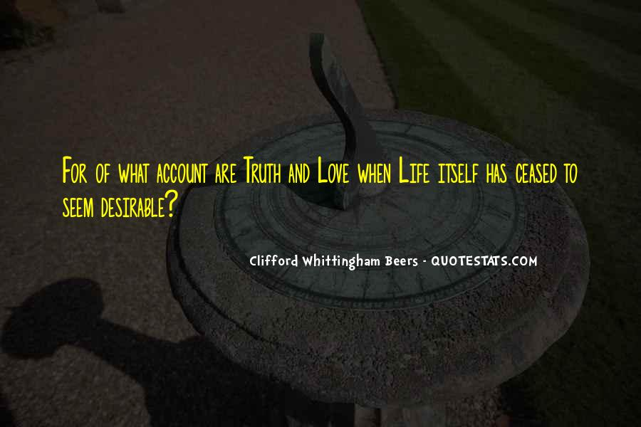 Clifford Whittingham Beers Quotes #1711946