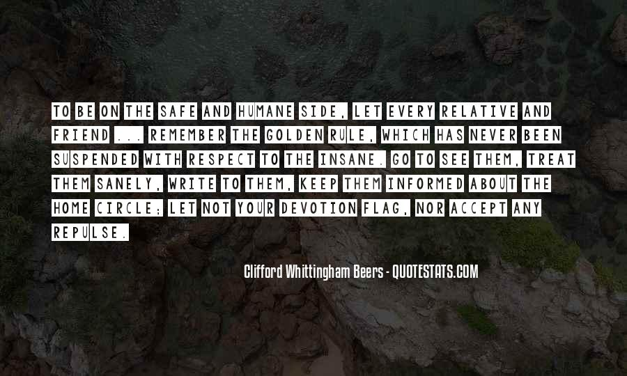 Clifford Whittingham Beers Quotes #543607