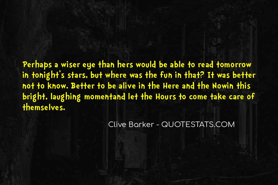 Clive Barker Quotes #1057091