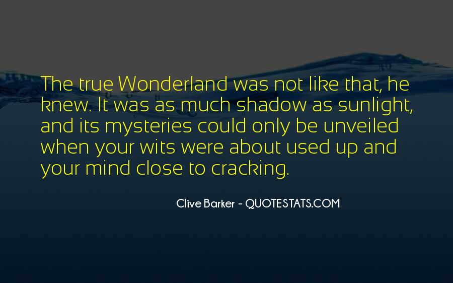 Clive Barker Quotes #1217619