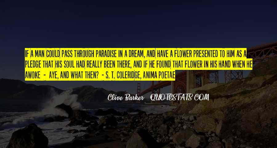 Clive Barker Quotes #1263169