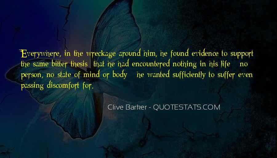 Clive Barker Quotes #129543