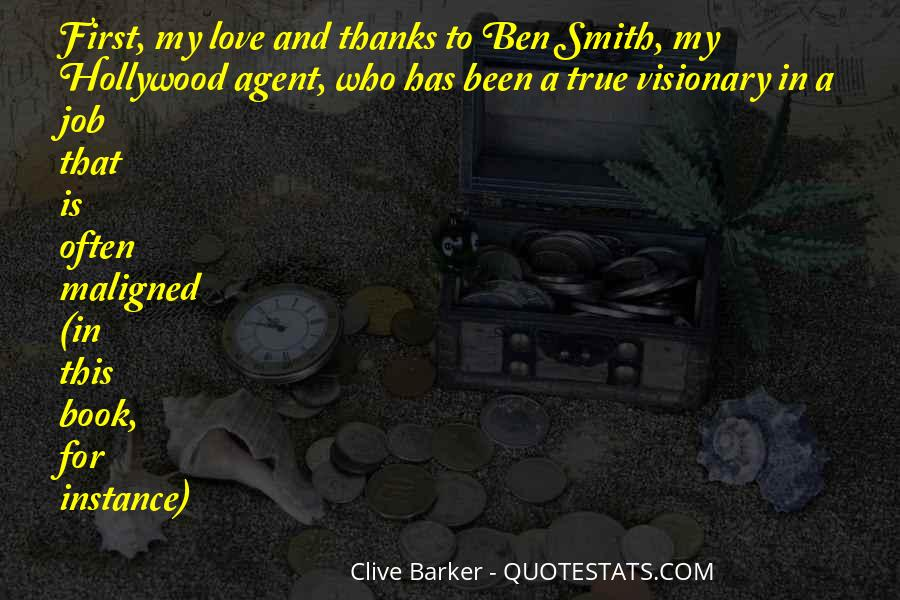 Clive Barker Quotes #136887