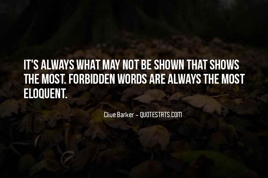 Clive Barker Quotes #1417596