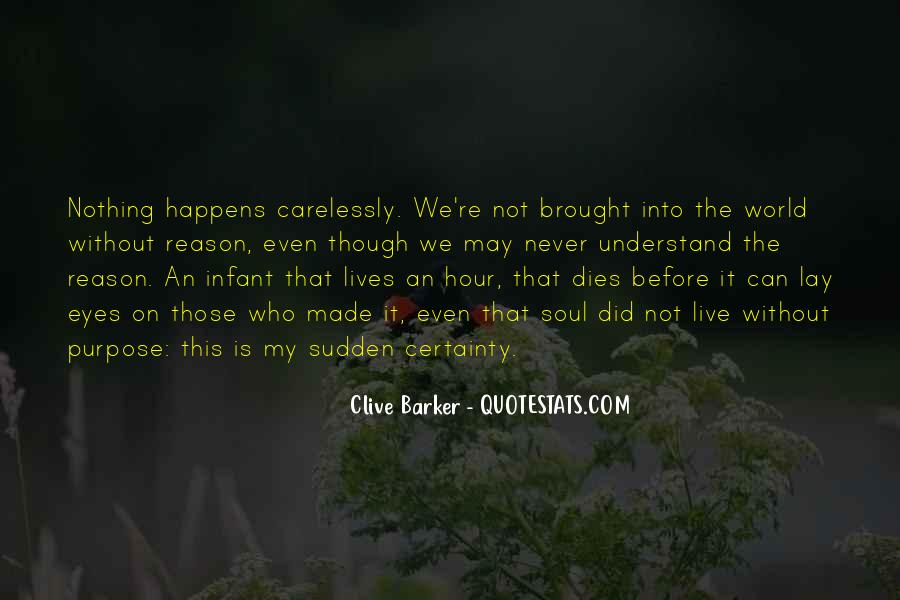 Clive Barker Quotes #1426651
