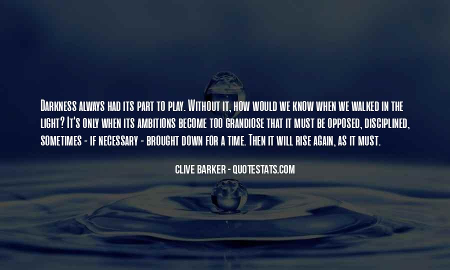 Clive Barker Quotes #1427450
