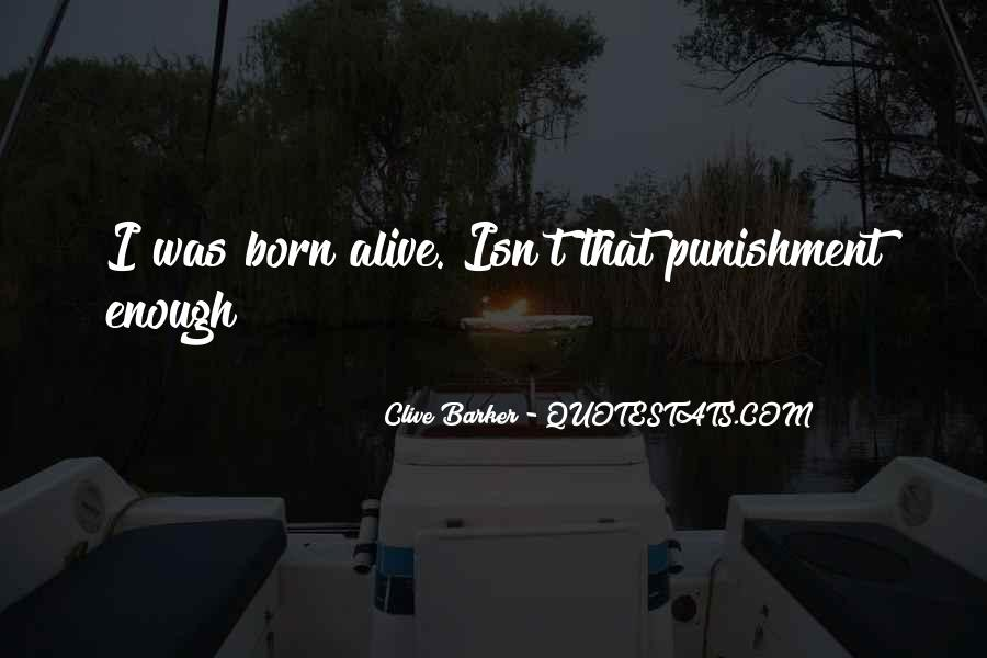 Clive Barker Quotes #1482084