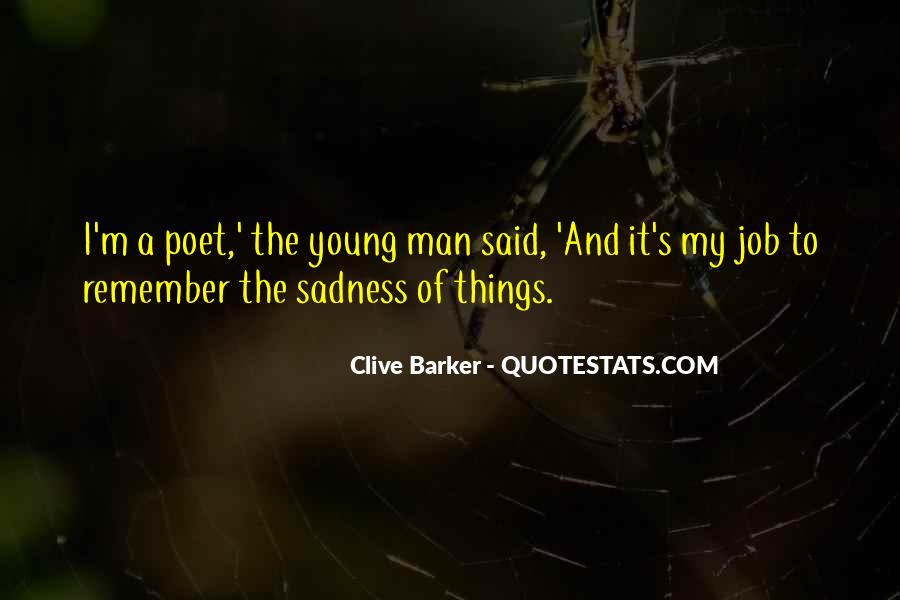 Clive Barker Quotes #1874125