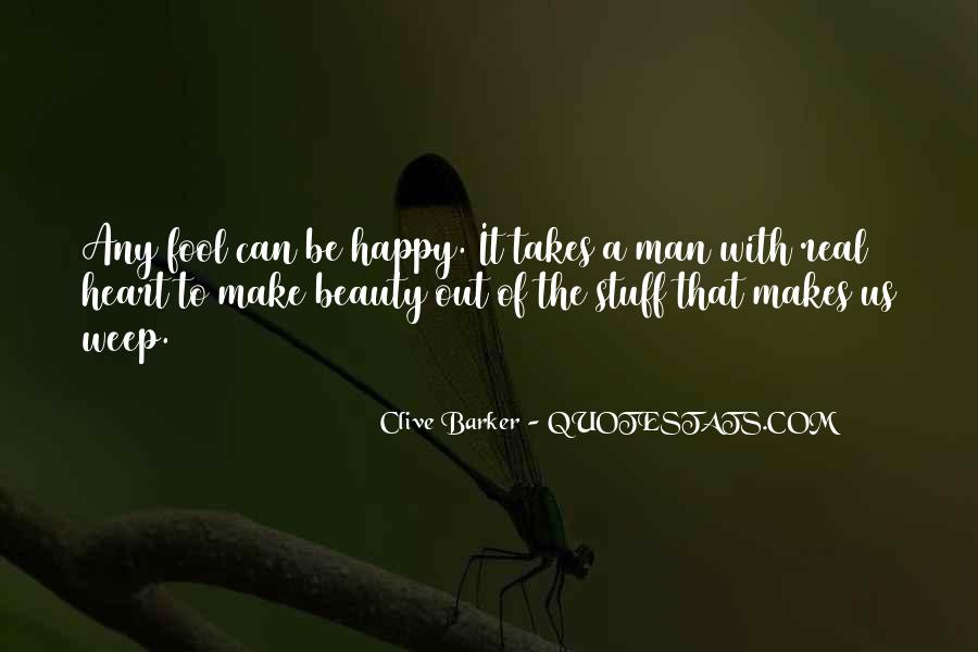 Clive Barker Quotes #204198
