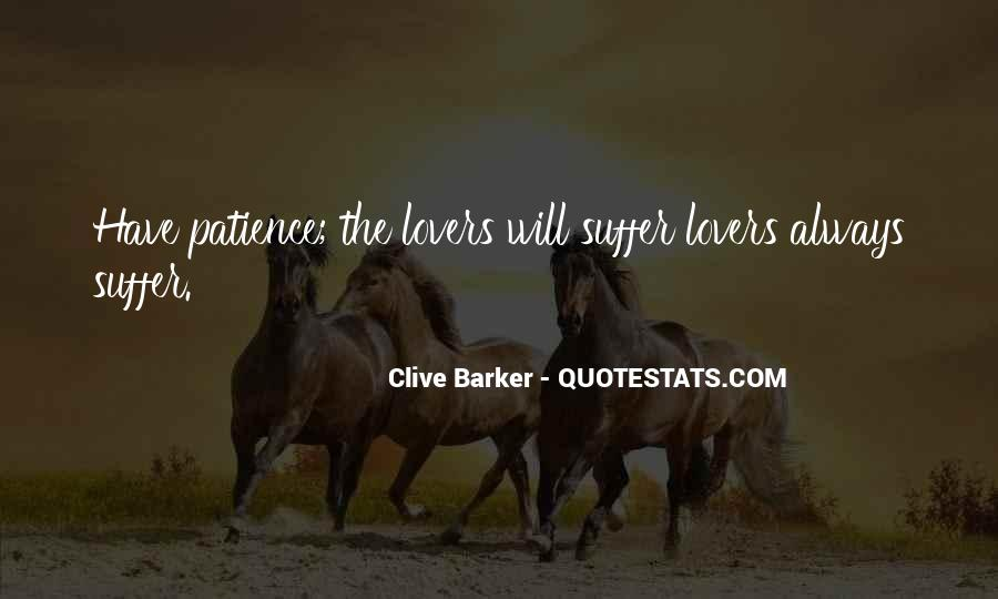 Clive Barker Quotes #336122