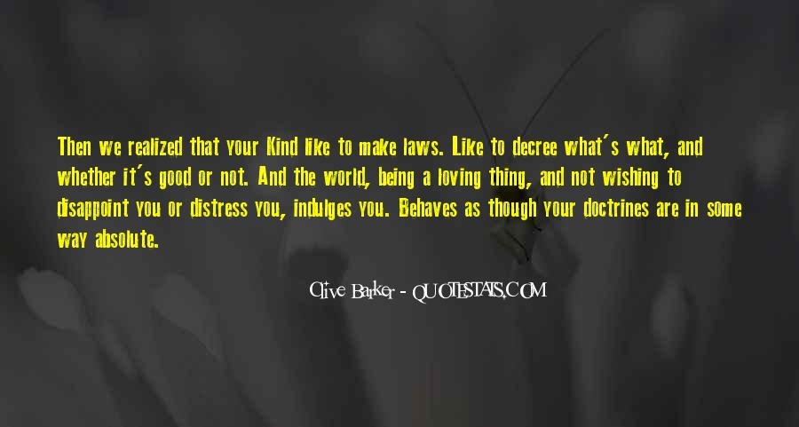 Clive Barker Quotes #446193