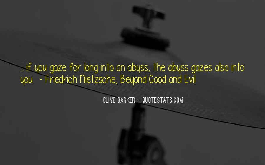 Clive Barker Quotes #497489