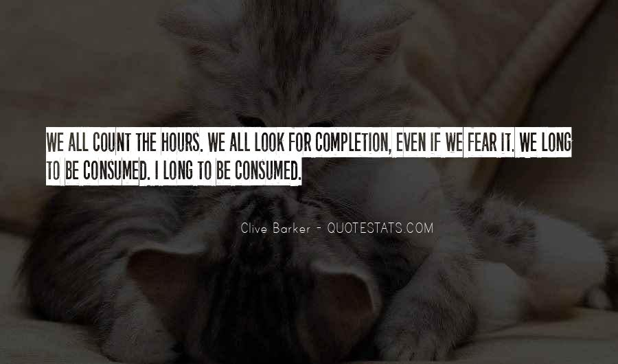 Clive Barker Quotes #619526