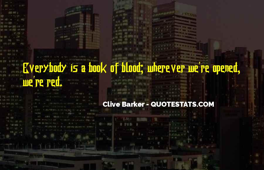 Clive Barker Quotes #683693